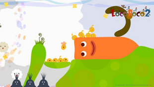 LocoRoco 2 Remastered Screenshot 15
