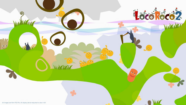 LocoRoco 2 Remastered Screenshot 16