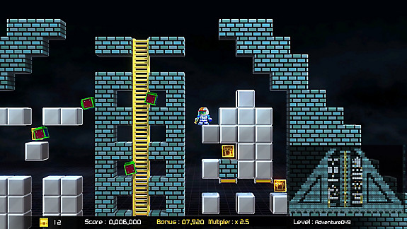 Lode Runner Legacy - Screenshot INDEX