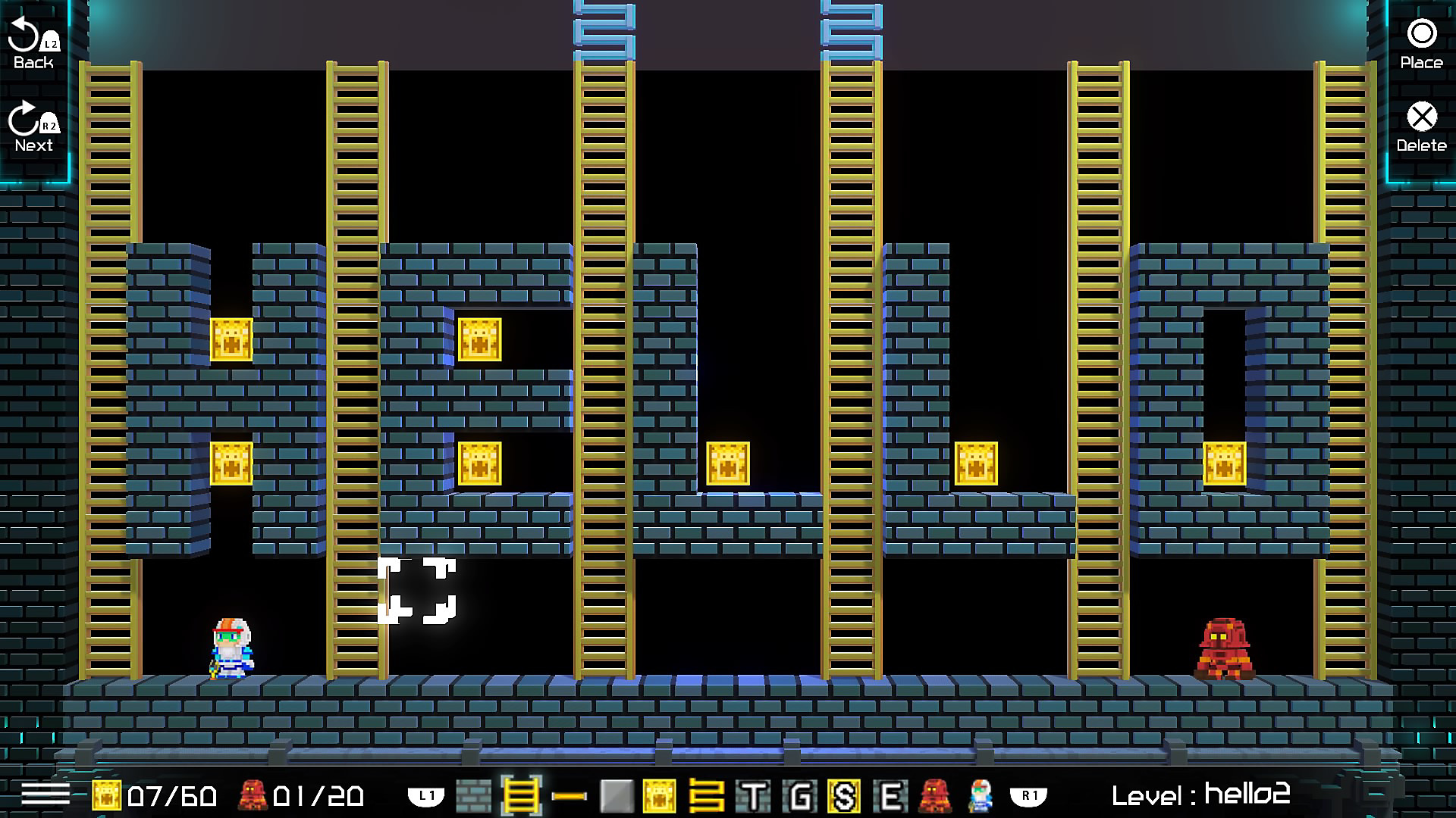 Lode Runner Legacy in Action
