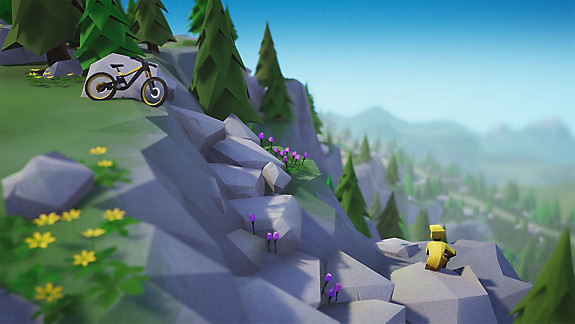 Lonely Mountains: Downhill - Screenshot INDEX