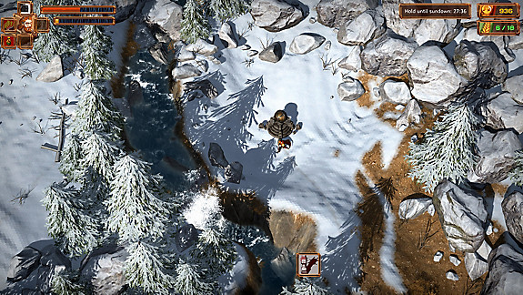 Lornsword Winter Chronicle - Screenshot INDEX