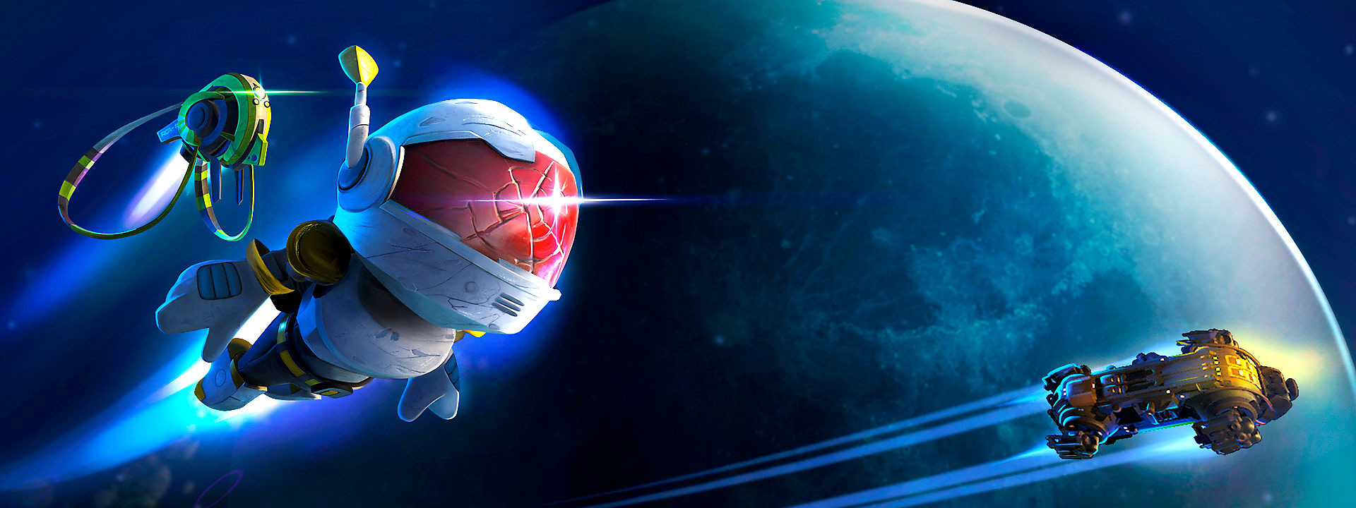 LOST ORBIT: Terminal Velocity Game | PS4 - PlayStation