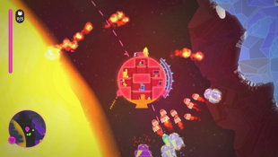 Lovers in a Dangerous Spacetime Screenshot 9