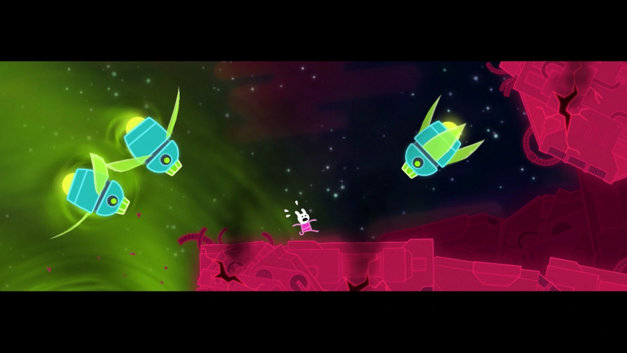 Lovers in a Dangerous Spacetime Screenshot 10