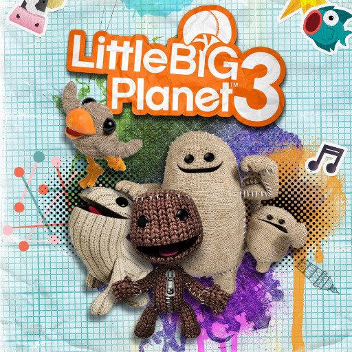 Littlebigplanet 3 Game Ps4 Playstation