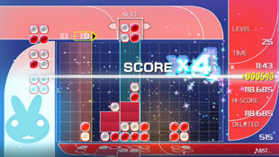 LUMINES REMASTERED Screenshot 6