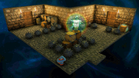 Lumo Trailer Screenshot