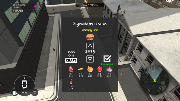 Lunch Truck Tycoon 2 Screenshot 1