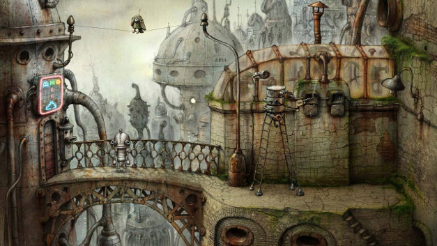 Machinarium Screenshot 4