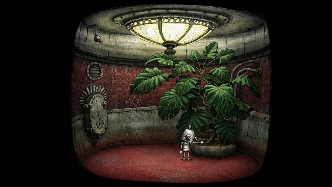 Machinarium Game | PS4 - PlayStation