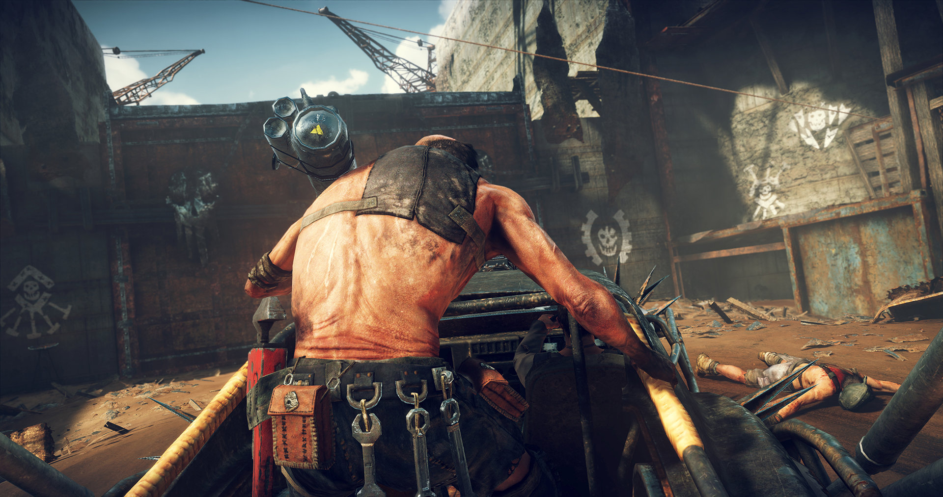 Mad Max Game | PS4 - PlayStation