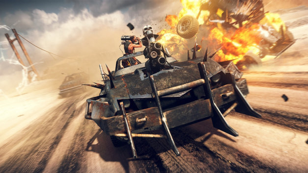 Mad Max Screenshot 13