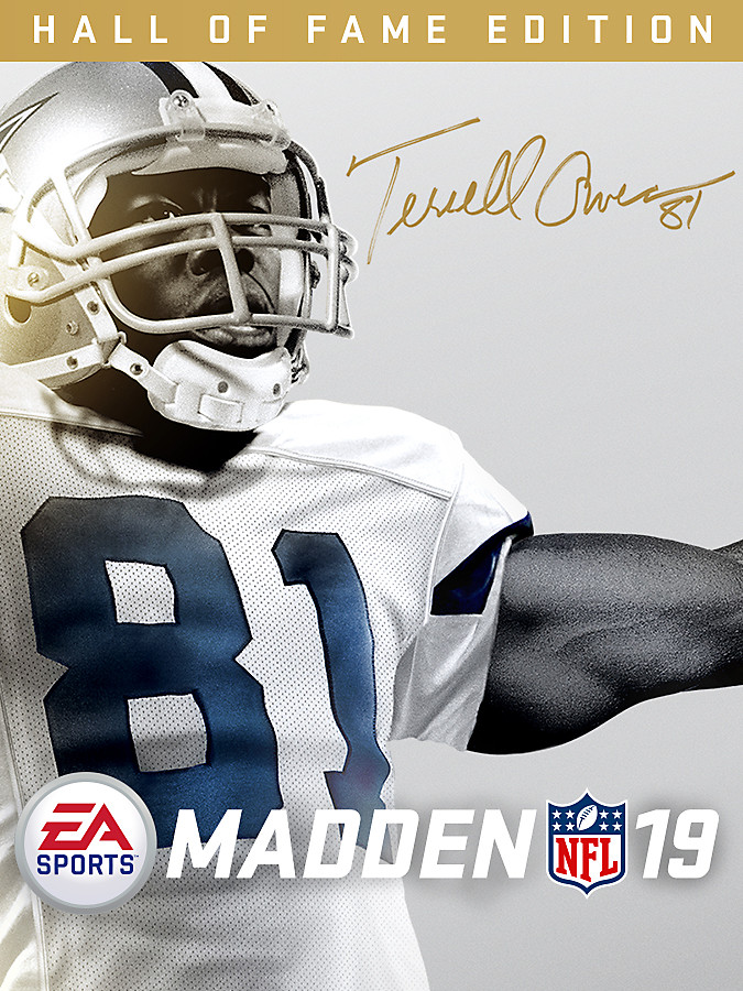 Madden NFL 19 – Hall of Fame Edition