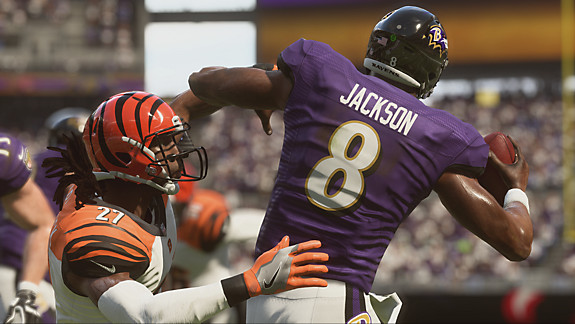 Madden NFL 19 - Screenshot INDEX