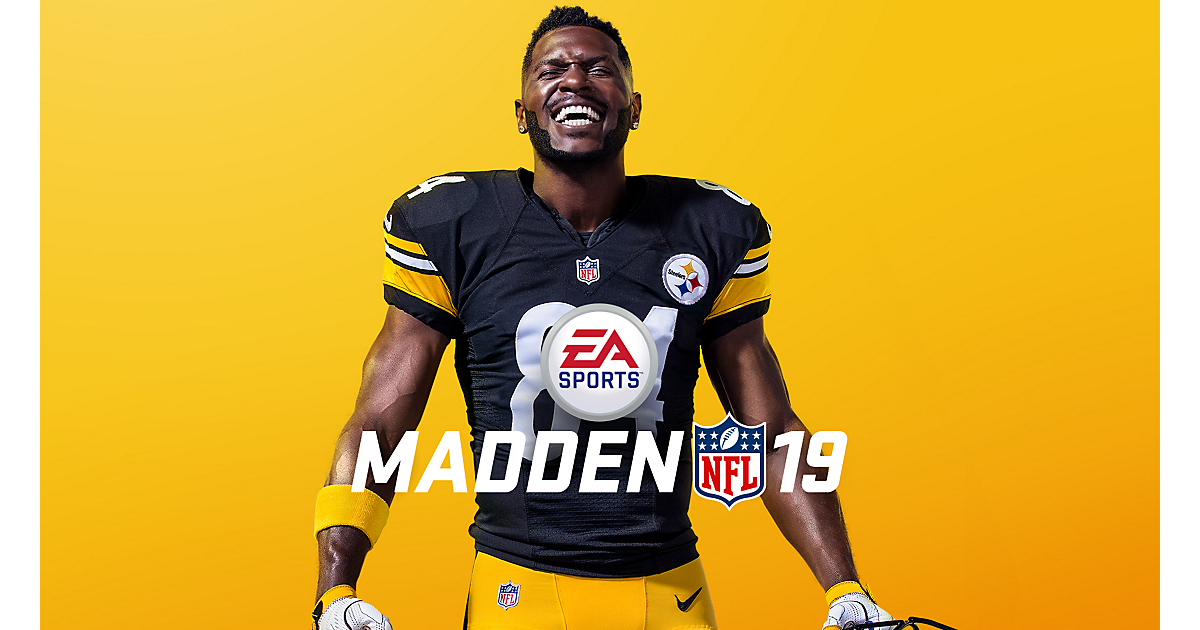 Madden NFL 19 Game  PS4  PlayStation