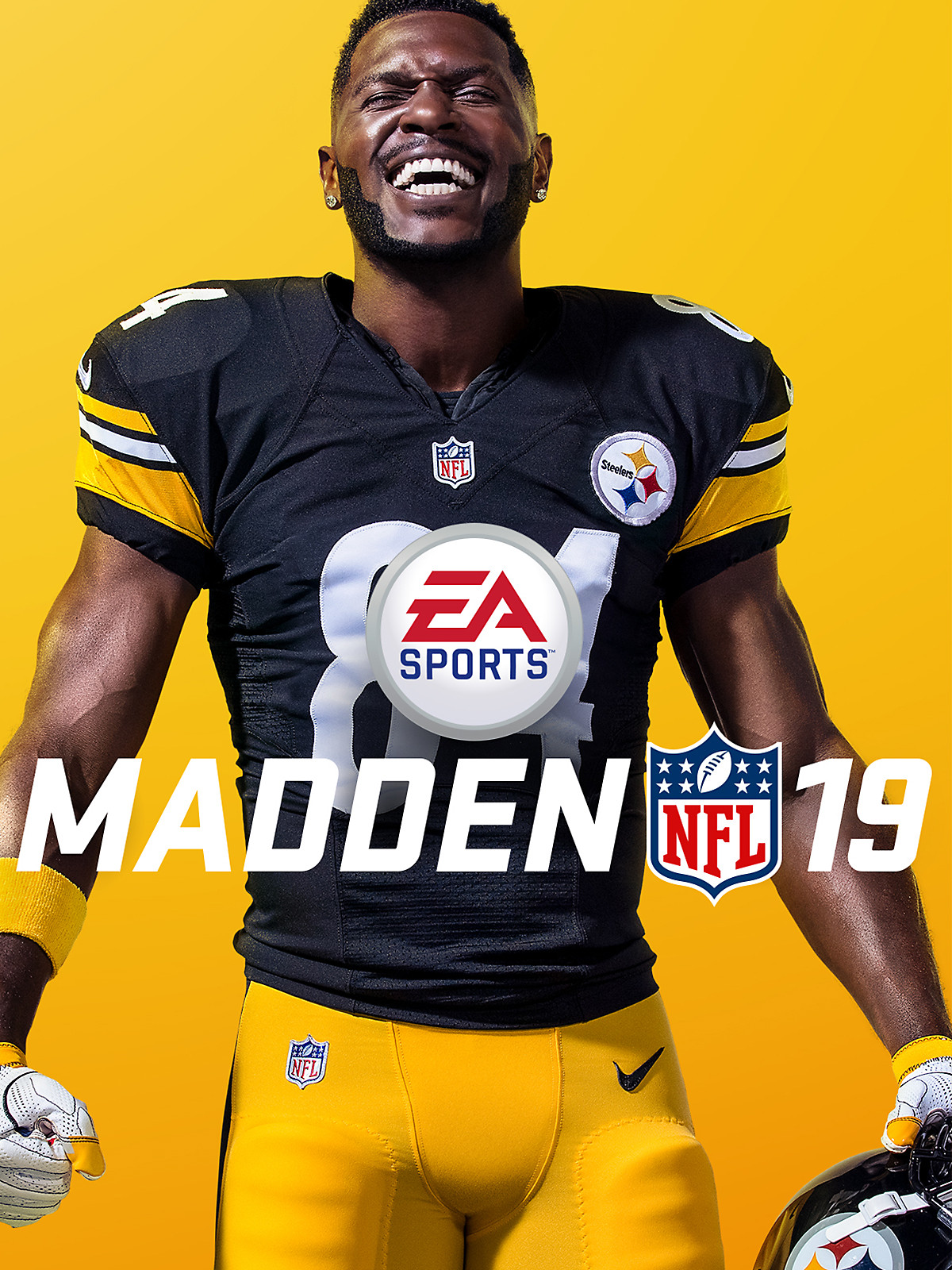 Madden NFL 19 Box Art
