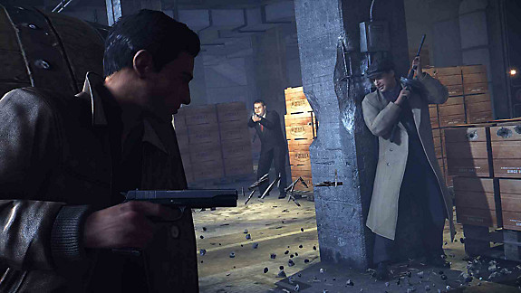 Mafia II: Definitive Edition - Screenshot INDEX