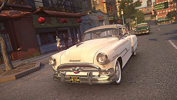 Mafia II: Definitive Edition (English/ Chinese/ Korean Ver.) - Screenshot INDEX