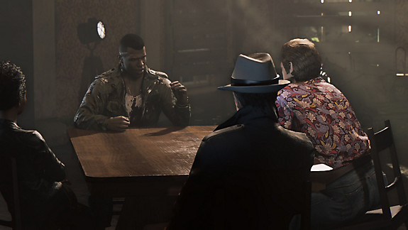 Mafia III: Definitive Edition - Screenshot INDEX
