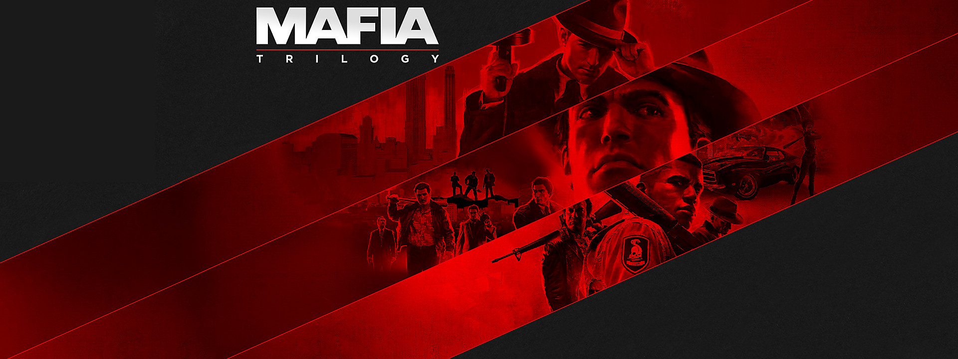 Mafia: Trilogy - Now Available