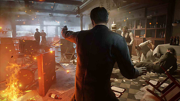 Mafia: Trilogy - Screenshot INDEX