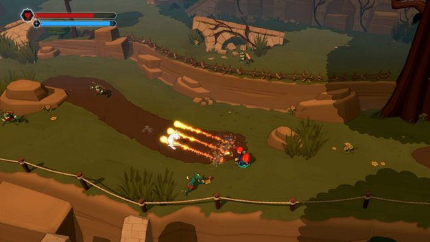 Mages of Mystralia Screenshot 4