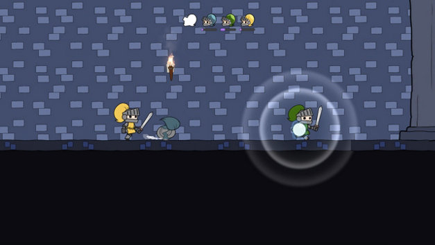 Magnet Knights Screenshot 1