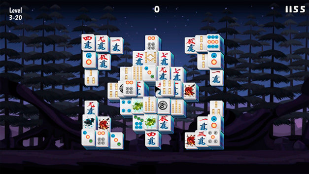 Mahjong Deluxe 3 Screenshot 4