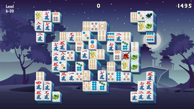Mahjong Deluxe 3 Screenshot 10
