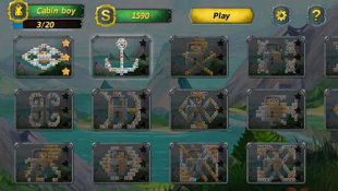 Mahjong Gold Screenshot 5