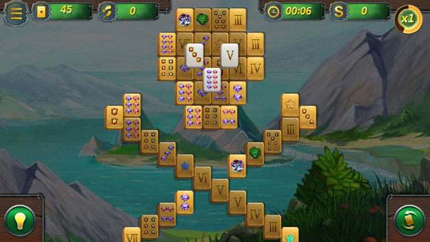 Mahjong Gold Screenshot 4