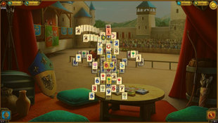 Mahjong Royal Towers Screenshot 5