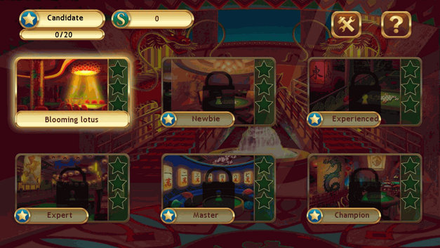 Mahjong World Contest Screenshot 1