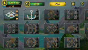 Mahjong Gold Screenshot 2