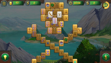Mahjong Gold Trailer Screenshot
