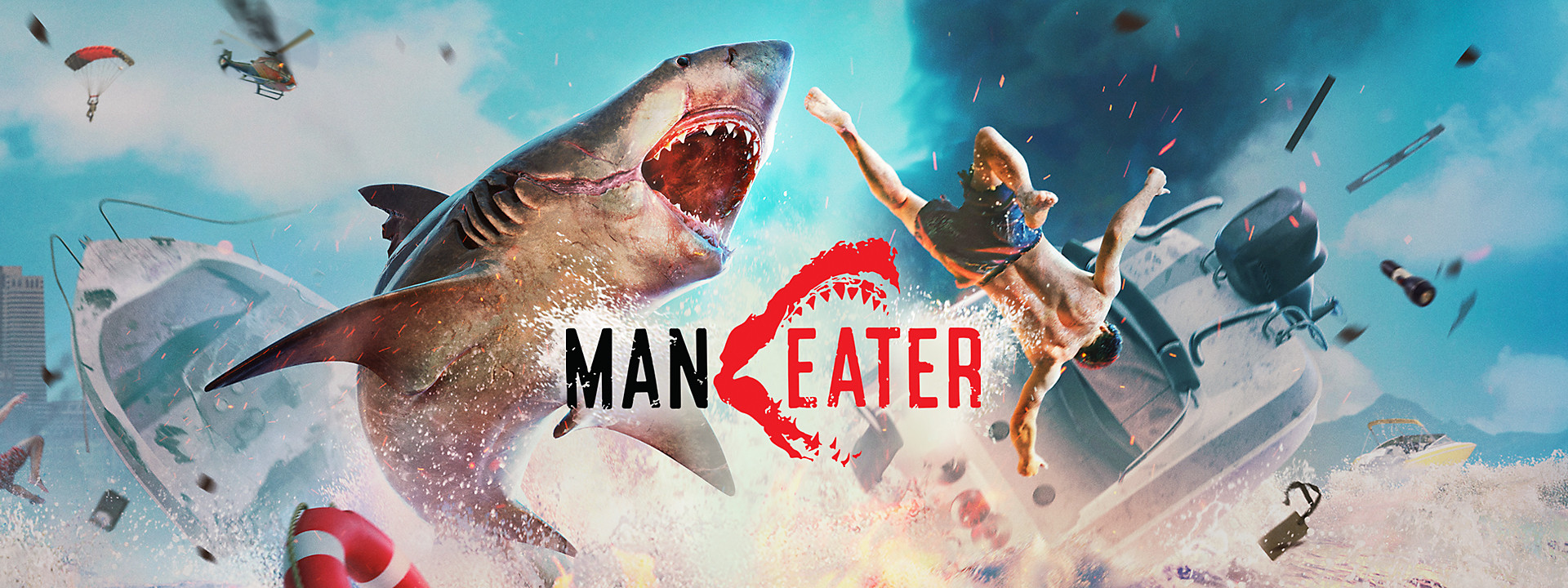 Maneater è in arrivo su PlayStation 5 e Xbox One Series X 3