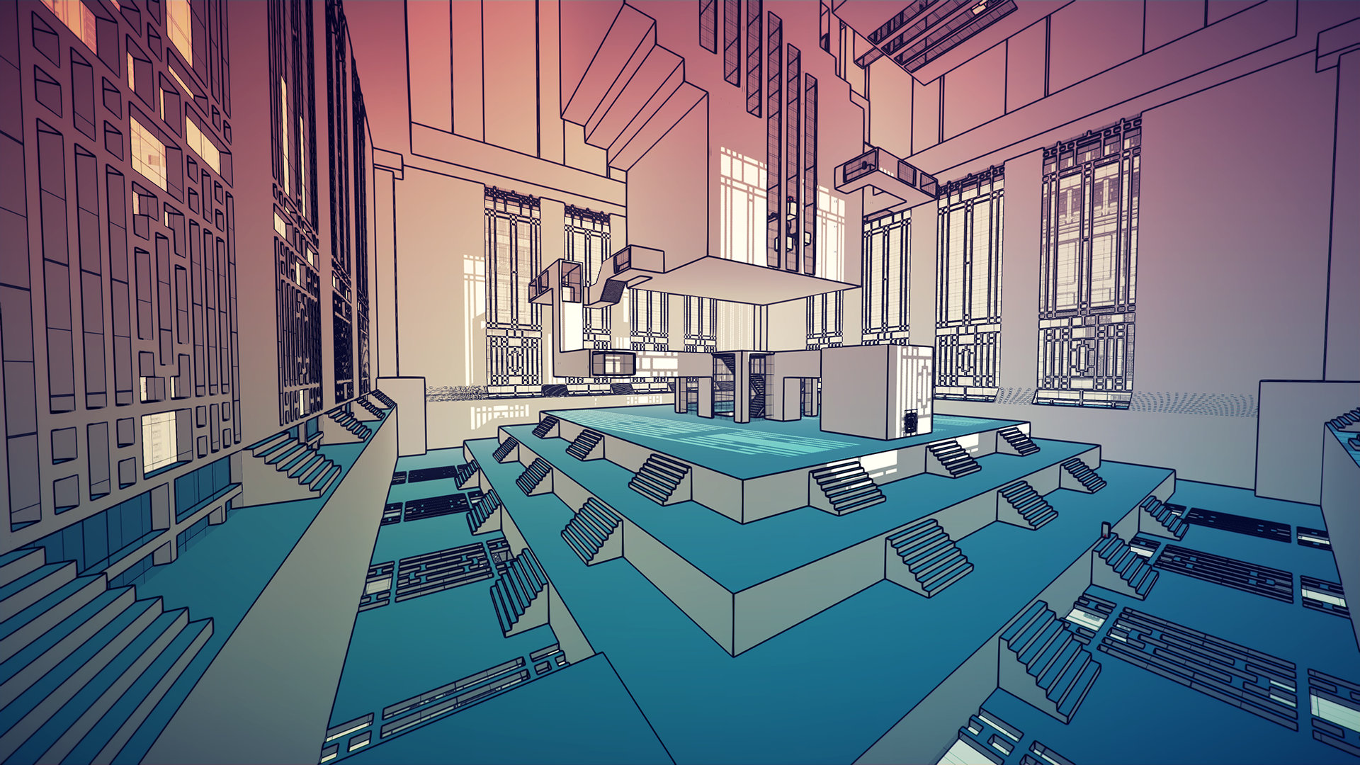 Manifold Garden Game | PS4 - PlayStation