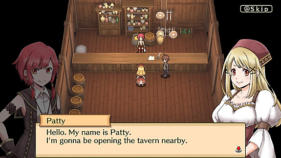 Marenian Tavern Story: Patty and the Hungry God screenshot
