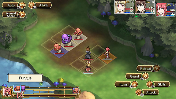 Marenian Tavern Story: Patty and the Hungry God - Screenshot INDEX