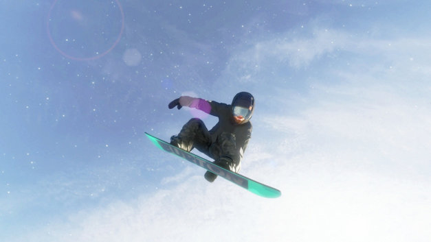 Mark McMorris Infinite Air Screenshot 4