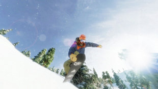 Mark McMorris Infinite Air Screenshot 8