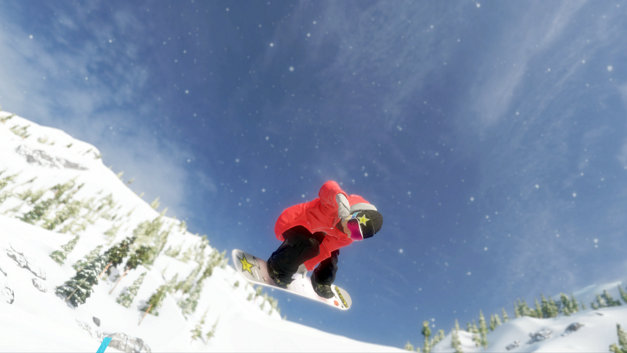 Mark McMorris Infinite Air Screenshot 7