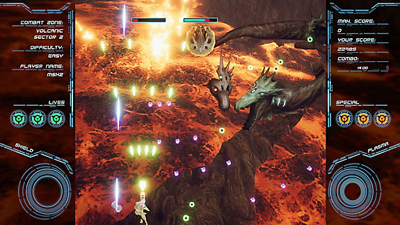 Mars: Chaos Menance screenshot