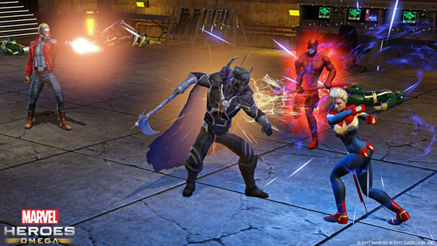 Marvel Heroes Omega Screenshot 1