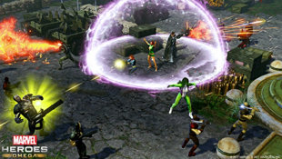 Marvel Heroes Omega Screenshot 3