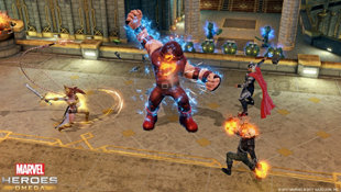 Marvel Heroes Omega Screenshot 2