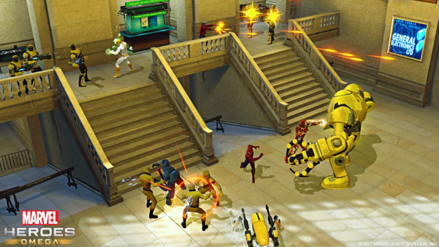 Marvel Heroes Omega Screenshot 4