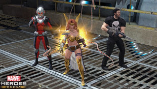 Marvel Heroes Omega Screenshot 5