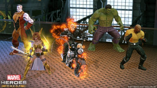 Marvel Heroes Omega Screenshot 6